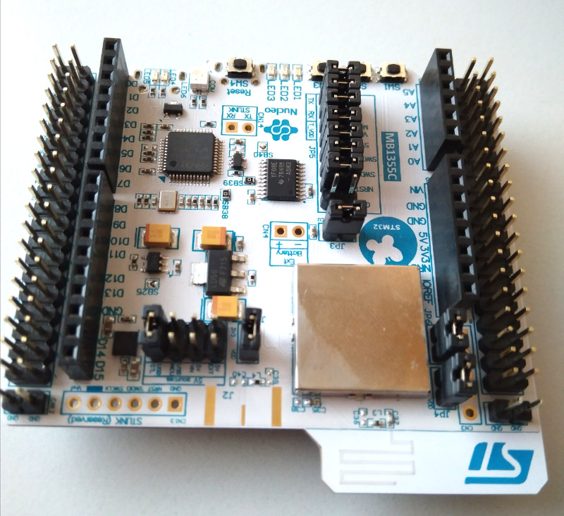 Time4EE   Electronic Engineering - News: STM32WB55 and